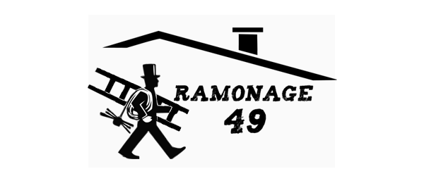 Logo RAMONAGE49 (noir & blanc)